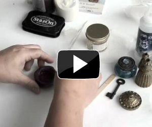 casting w/ice resin