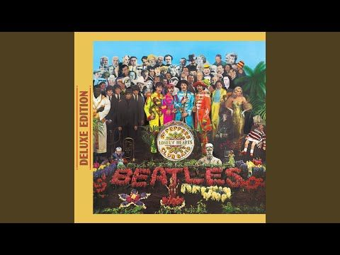 Sgt Pepper S Lonely Hearts Club Band Remix Youtube Lonely Heart Sgt Peppers Lonely Hearts Club Band The Beatles