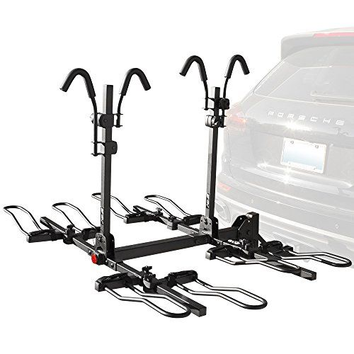 Cheap Bv 4 Bike Bicycle Hitch Mount Rack Carrier For Car Truck Suv