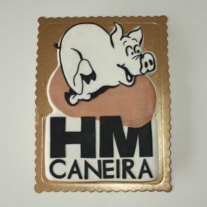 H M Caneira | 3D | Empresa | Grãos de Açúcar - Bolos decorados - Cake Design