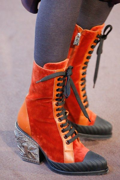 Lovely Fall  Boots