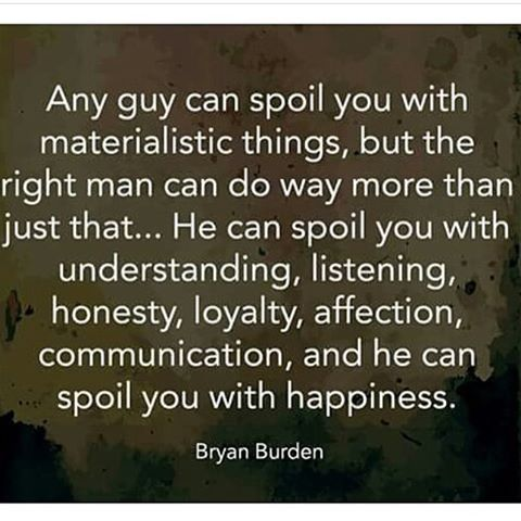 Being Spoiled With Happiness Love Love Quotes Quotes Quote