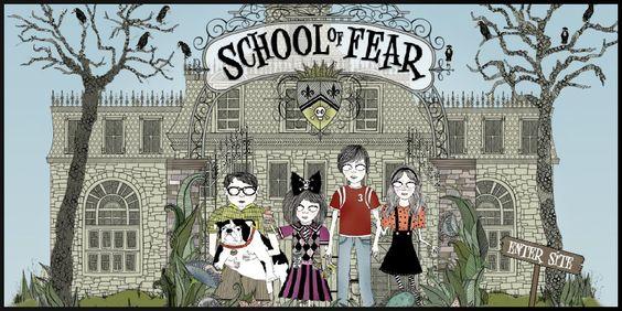 Escuela de Frikis <3. Wellingtoniana:)