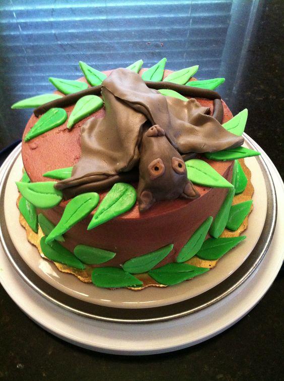 fruit cakes fruit bats