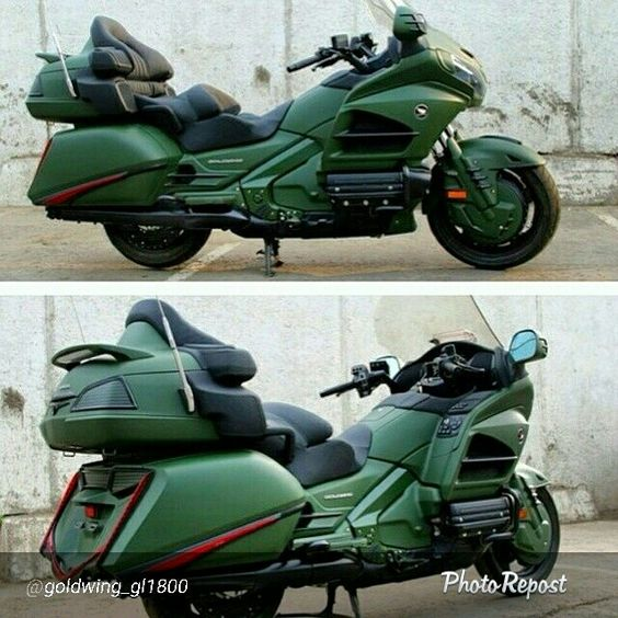 Militare Goldwing