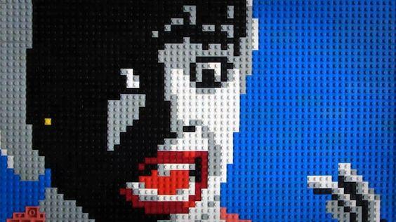 """Lego Thriller"" by Annette Jung (Clip)"