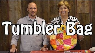 Make Three Totes / Purses With One Charm Pack! - YouTube