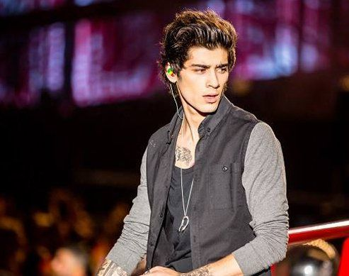 Because we're seriously going to miss you Zayn. And you're beautiful hair, too!
