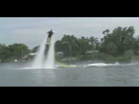 Something New...His and Hers Jetpacks...The technology should be perfected by the time I get married.