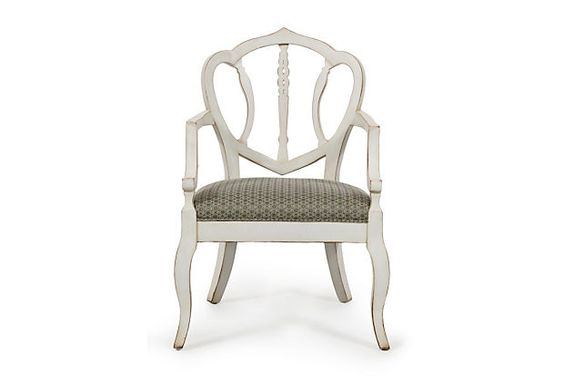 White Heart Chair    $799.00