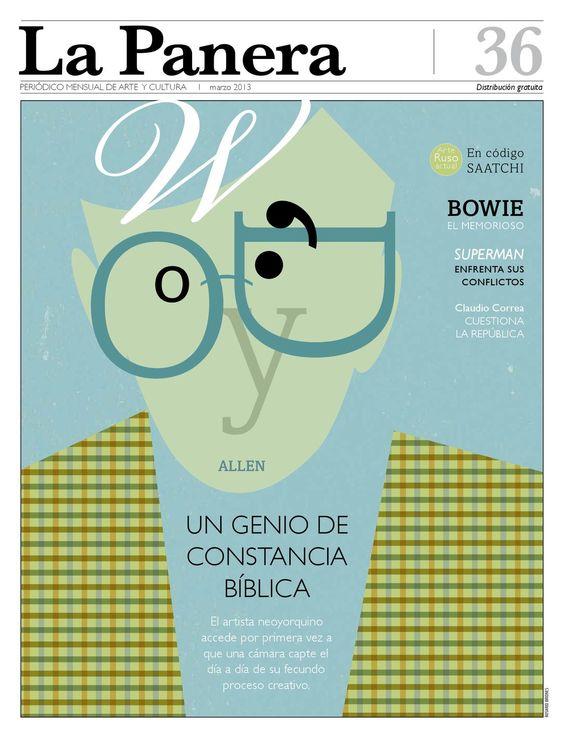La Panera. número 36 Períodico Mensual de Arte y Cultura