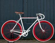 MODERN: dutch bike