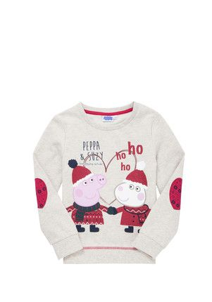 Peppa Pig Peppa And Suzie Sweatshirt Ł9 Tesco