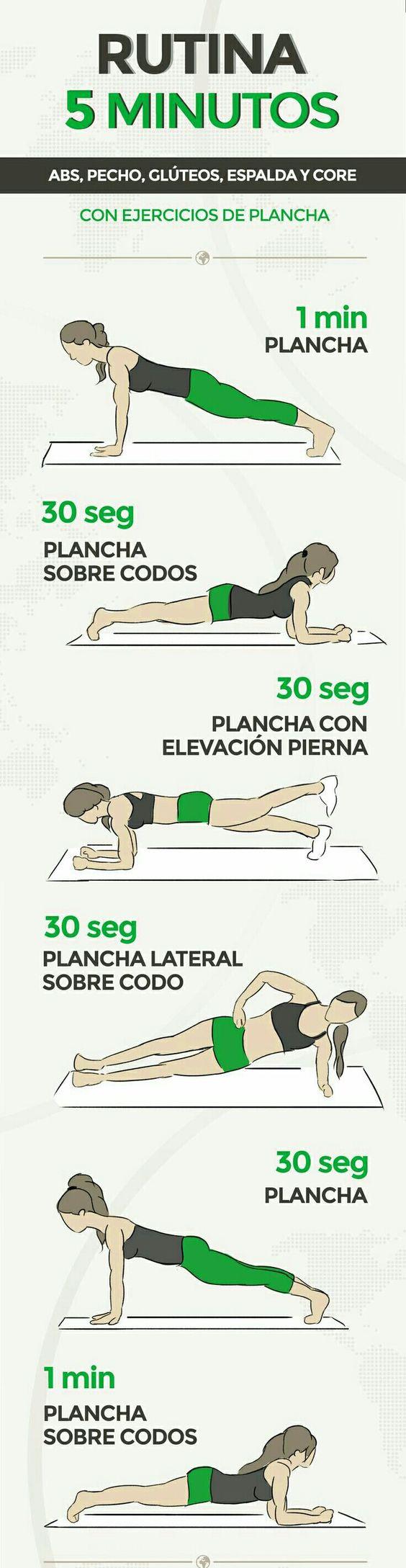 Los ejercicios en casa que transformarán tu cuerpo en un mes. ¡Comienza hoy mismo!: