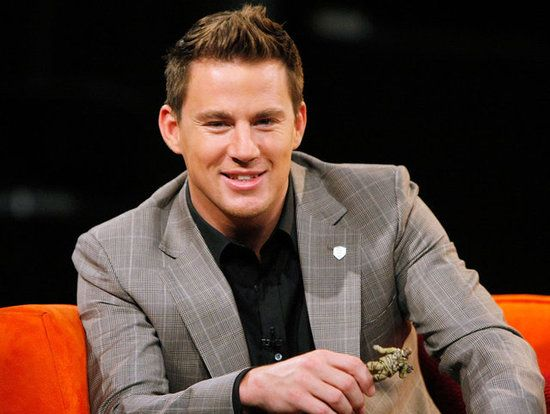 100 Hot Pictures of Birthday Boy Channing Tatum!: Channing Tatum chatted about his G.I. Joe character during an August 2009 interview in NYC.