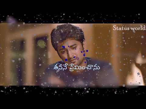 Best Whatsapp Status Video Telugu Love Failure Heart Touching Status Youtube Love Failure Love Failure Quotations Love Failure Quotes