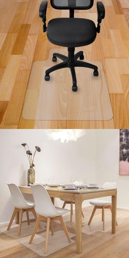 17 95 Desk Chair Mat For Hardwood Floors Non Slip Premium Quality Floor Mat 36 X 48 Desk Chair Mat Chair Mats Home Office Chairs