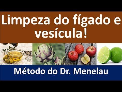 Limpeza Do Figado E Da Vesicula O Metodo Dr Menelau Youtube
