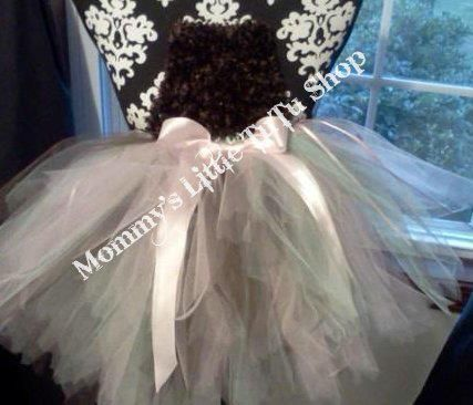 Saltwater Taffy TuTu Dress