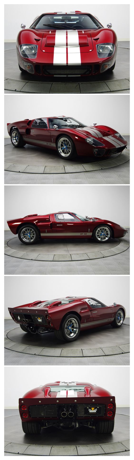 1966 Ford GT40 MK2 More