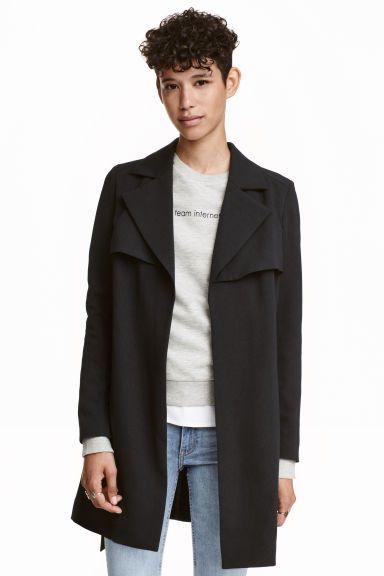 40 Abrigo corto   H&M