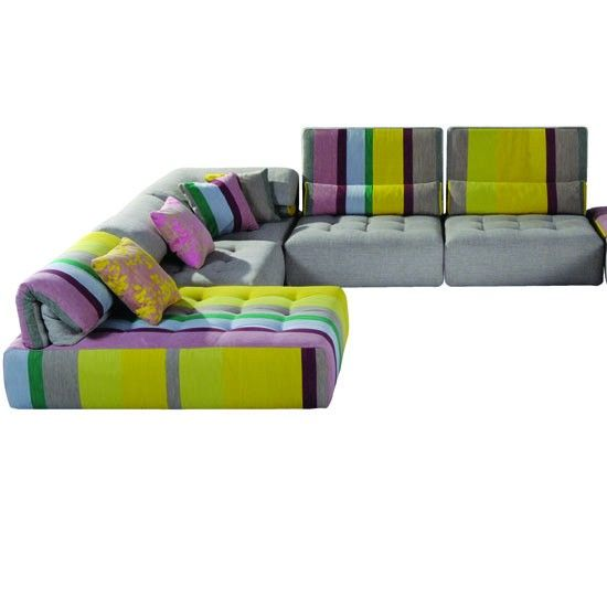 voyage immobile sofa from roche bobois corner sofas 10 of the best. Black Bedroom Furniture Sets. Home Design Ideas