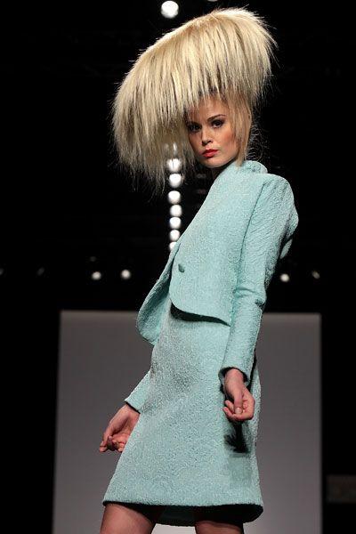 runway hair