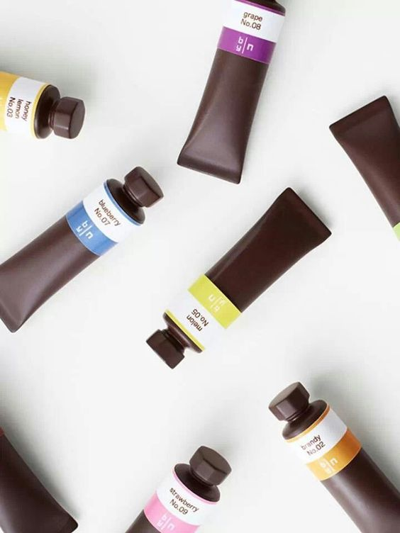 Chocolat en Tubes