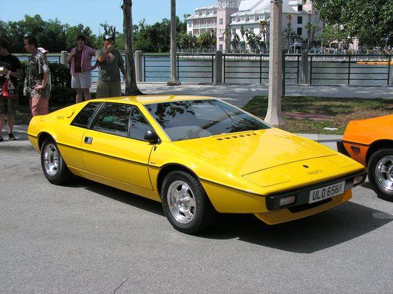 1970's era Lotus Esprit