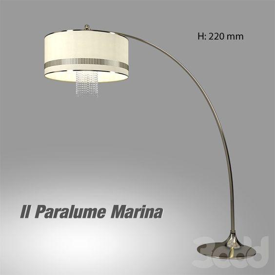 Торшер Il Paralume Marina