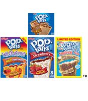 $1.00/4 Pop-Tart products Printable Coupon