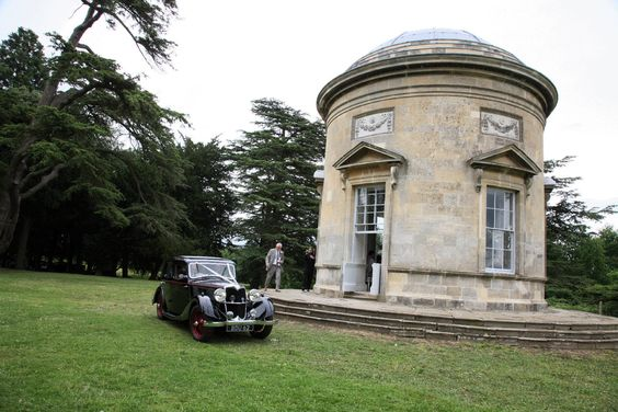 The Rotunda, Croome. Worcestershire, UK