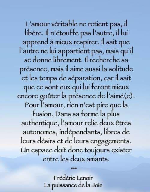 L Amour Veritable Mots Sympas Quotes About Attitude Pensees