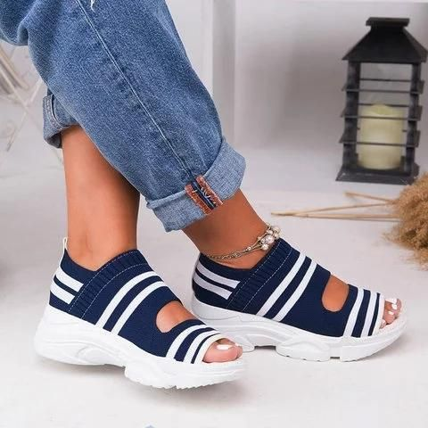 39 Platform Comfort Sandals For Your Perfect Look This Summer shoes womenshoes footwear shoestrends