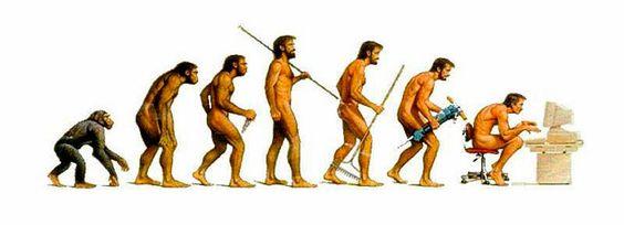 Afortunadamente, llevamos 200.000 años robando las ideas de los demás