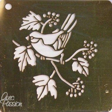 Bird stencil google and stencils on pinterest - Pochoir cuisine a imprimer ...