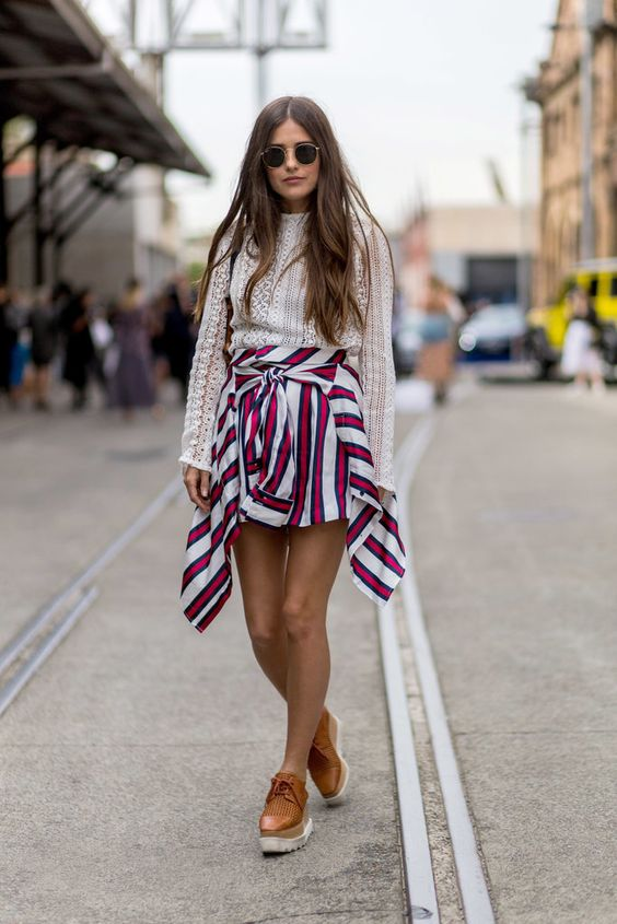 49 Outfit Hacks You Can Learn From the Street Style Down Under