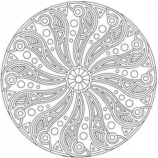 11 Satisfaisant Coloriage Mandala Difficile D Animaux Photos