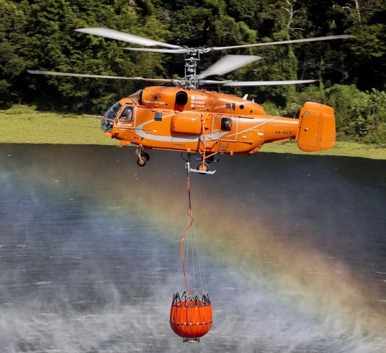 fire fighting helicopters | ... helicopter for fire-fighting, search-and-rescue operations, goods
