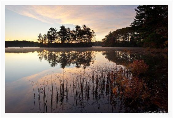 Photograph Lake Tiorati Fall, New York by Robert Rodriguez Jr on 500px