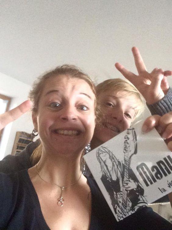 Manu new album is released !
