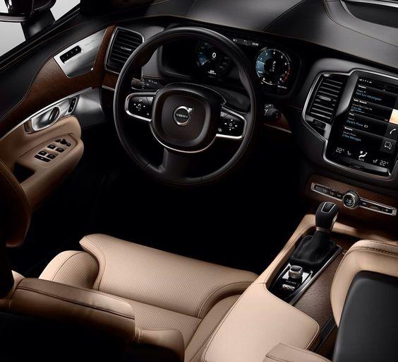 Volvo XC90. 2015
