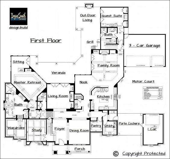 Million dollars house plans home design and style for Million dollar home plans