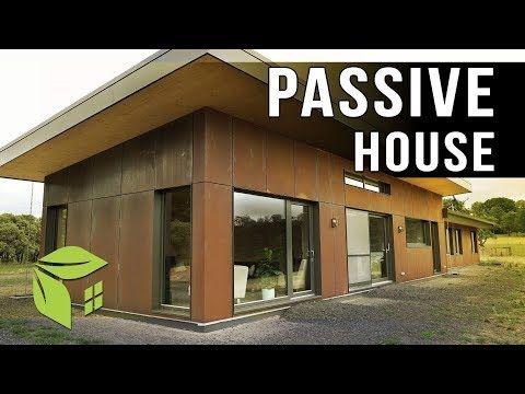 Amazing Passive House principles & CLT home in Australia - YouTube ...