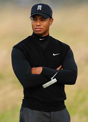 TIger Wood Golf Professional