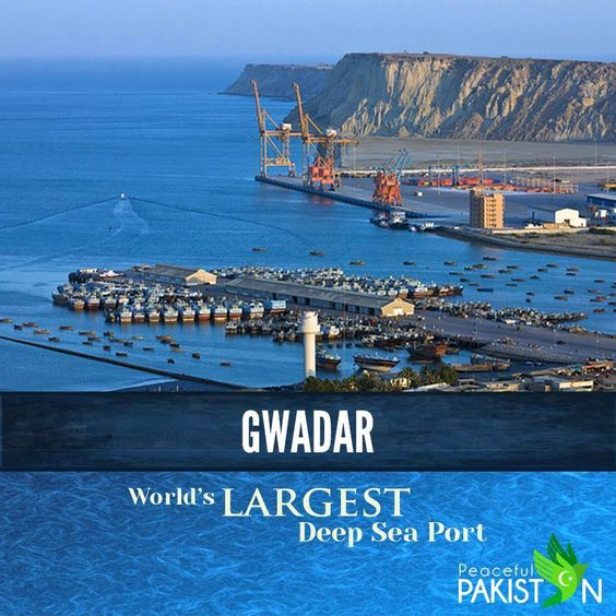 ports of balochistan Balochistan: a key factor in global politics have strategic energy and economic interests tied up in balochistan by means of pipelines, ports, and.
