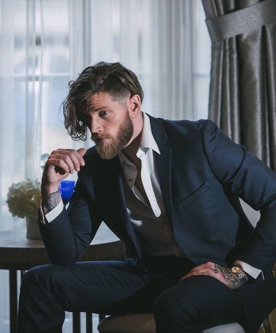 beards carefully curated — Ryan