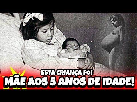 A CRIANÇA QUE FOI MÃE AOS 5 ANOS ! - YouTube
