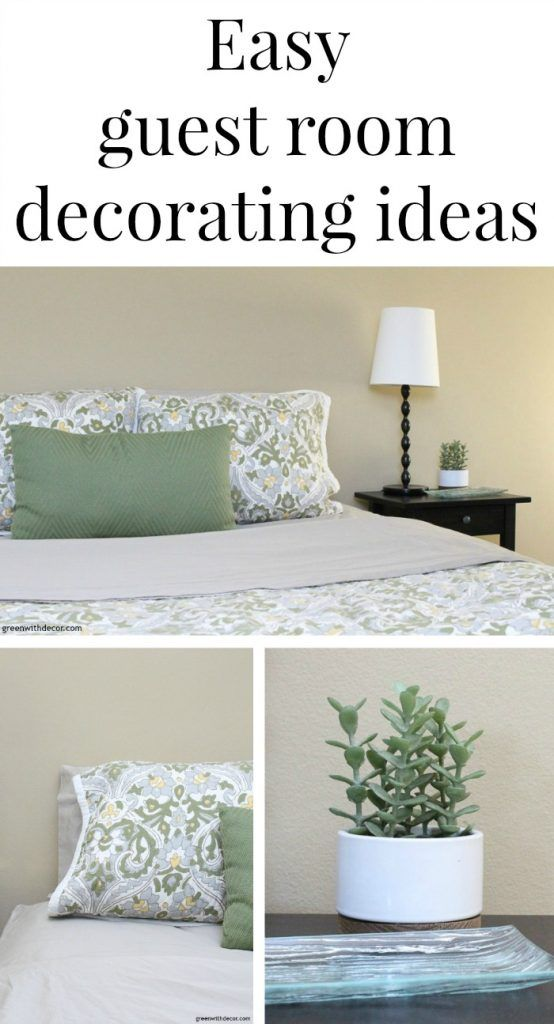 49++ Guest room decor ideas