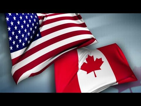 Us Canadian Border Closure Extended Another 30 Days Youtube Travel Essentials Border Canada